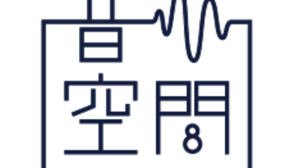 音空間ロゴ2019_SqDBlue